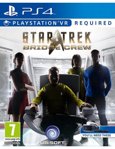 142-PS4 - Star Trek: Bridge Crew-3307215991671