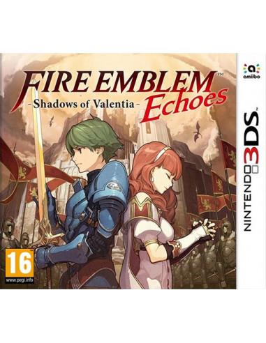 1223-3DS - Fire Emblem Echoes: Shadows of Valentia-0045496475178