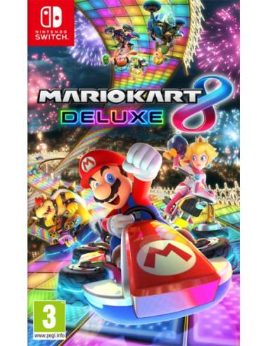 705-Switch - Mario Kart 8 Deluxe-0045496420291