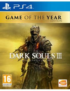 PS4 - Dark Souls III: The...