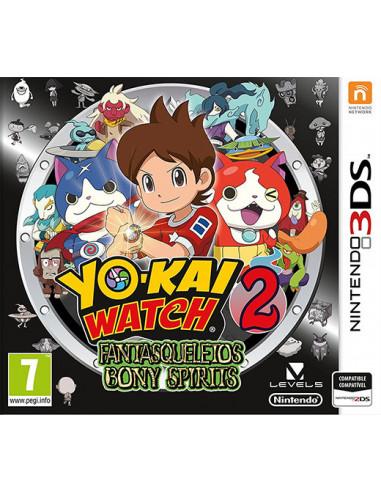 2451-3DS - Yo-Kai Watch 2: Fantasqueletos-0045496474898