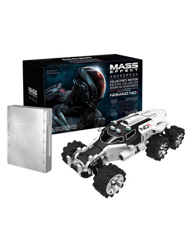 2424-Merchandising - Mass Effect Andromeda Replica Nomad(Coleccionista sin juego)-0708056059729