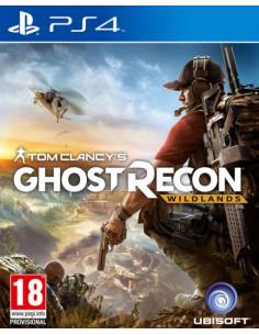 PS4 - Ghost Recon: Wildlands