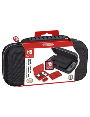 1375-Switch - Game Traveller Deluxe Travel Case NNS40-8431305026679