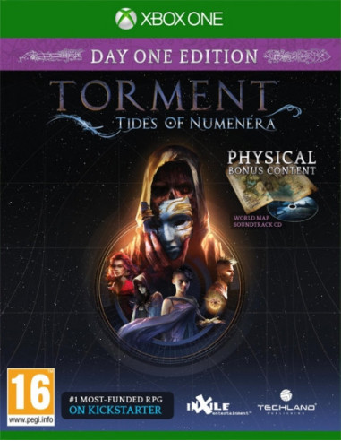 628-Xbox One - Torment: Tides of Numenera Day One Edition-5902385104159
