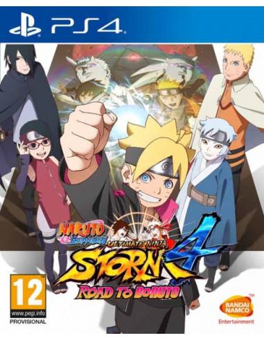 187-PS4 - Naruto Shippuden: Ultimate Ninja Storm 4 Road to Boruto-3391891991247