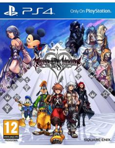 PS4 - Kingdom Hearts HD...