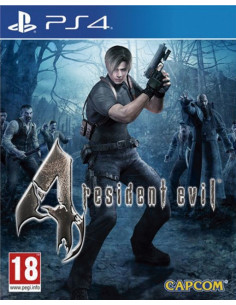 PS4 - Resident Evil 4 HD