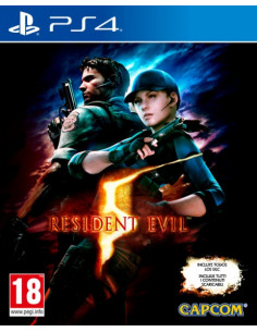 PS4 - Resident Evil 5 HD