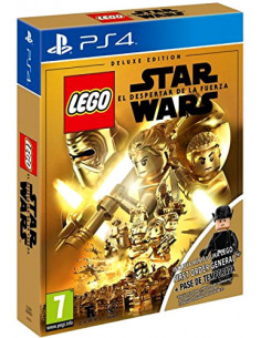 PS4 - LEGO Star Wars: New...