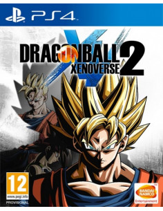 PS4 - Dragon Ball: Xenoverse 2