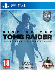 PS4 - Rise of the Tomb...