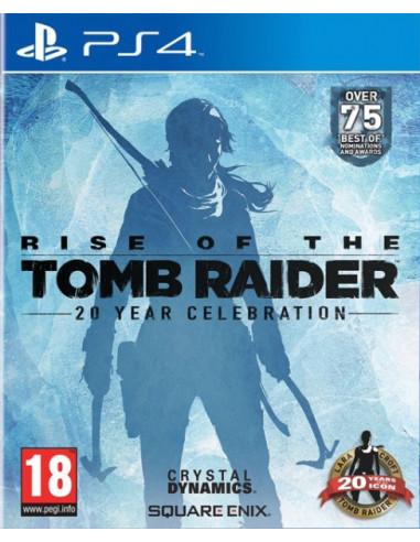 1352-PS4 - Rise of the Tomb Raider: 20 Anniversario Limitada-5021290074811