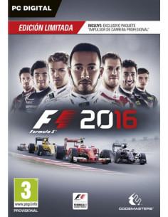 PC - Formula 1 2016 Edición...