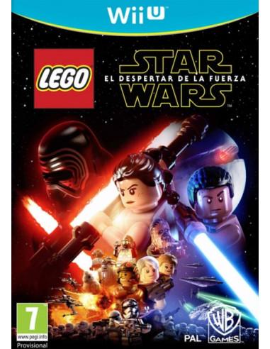 744-Wii U - LEGO Star Wars: El Despertar de la Fuerza-5051893230161