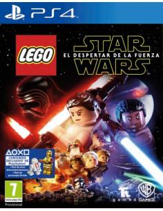 PS4 - LEGO Star Wars: El...