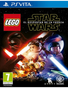 PS Vita - LEGO Star Wars:...