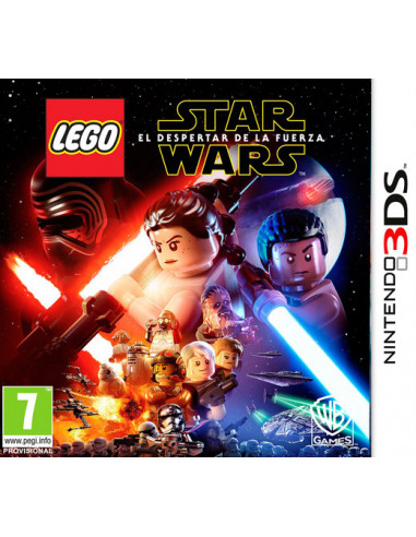 1174-3DS - LEGO Star Wars: El Despertar de la Fuerza-5051893229363