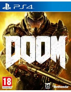 PS4 - Doom Edición Day One