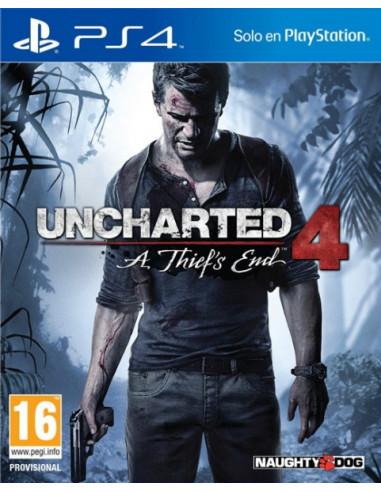 229-PS4 - Uncharted 4: El Desenlace del Ladrón-0711719454410