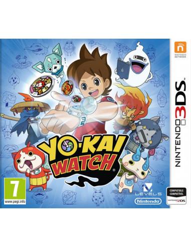 1510-3DS - Yo-Kai Watch-0045496472313