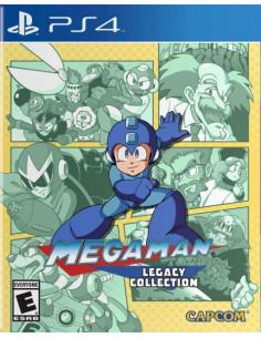 PS4 - Mega Man Legacy...