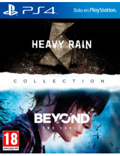 PS4 - Heavy Rain & Beyond...