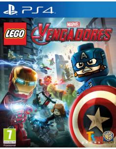 PS4 - LEGO Marvel Vengadores