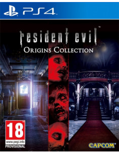 PS4 - Resident Evil Origins...