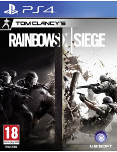 PS4 - Rainbow Six: Siege