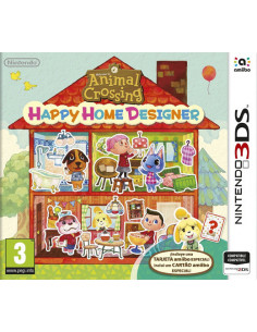 3DS - Animal Crossing:...