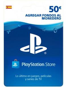 PSN - Tarjeta Prepago 50€...
