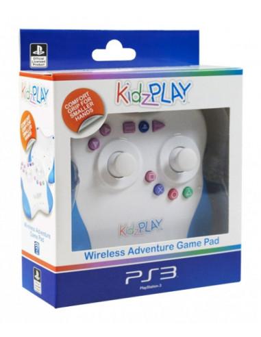 2897-PS3 - KidzPLAY Mando Infantil Wireless Oficial L. Sony - Azul-5055269703495