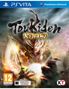 PS Vita - Toukiden Kiwami
