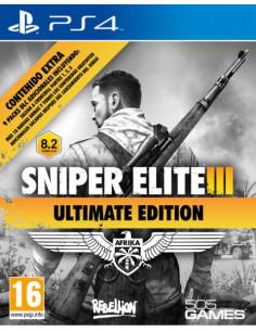 PS4 - Sniper Elite 3...
