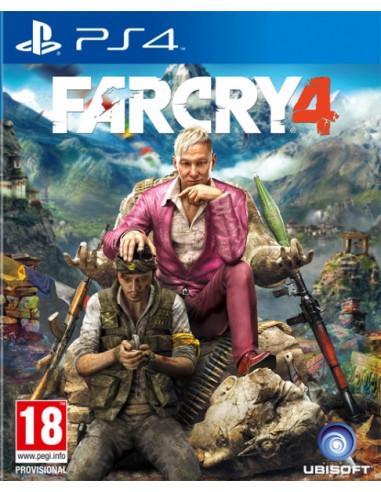 2649-PS4 - Far Cry 4-3307215793442