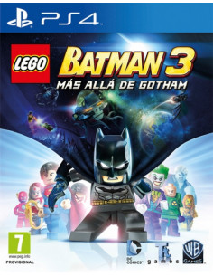 PS4 - LEGO Batman 3: Mas...