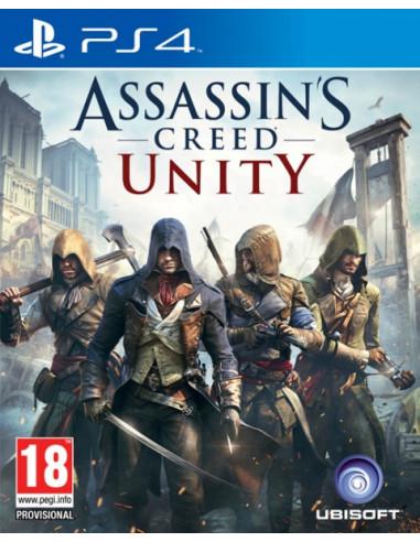 560-PS4 - Assassin's Creed: Unity-3307215785942