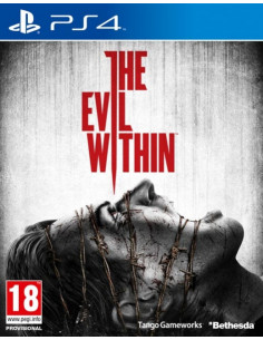 PS4 - The Evil Within