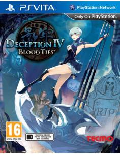 PS Vita - Deception IV:...