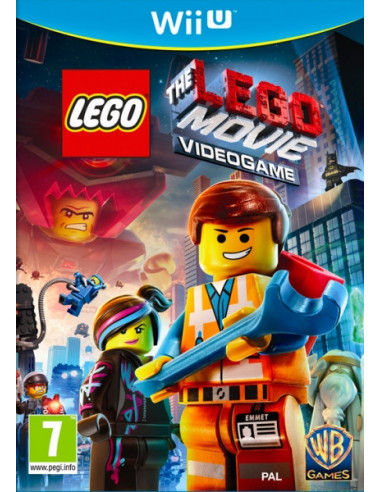 1312-Wii U - LEGO Movie Videogame-5051893165029