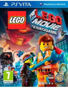PS Vita - LEGO Movie Videogame
