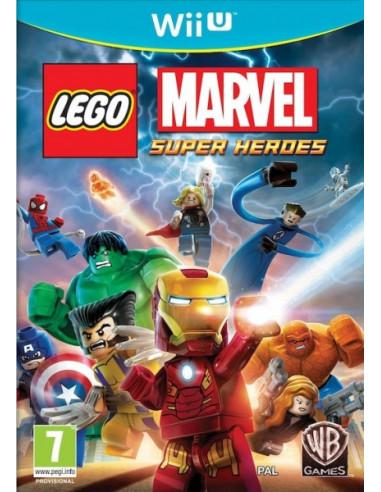 2846-Wii U - Lego Marvel Superheroes-5051893143423