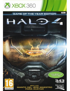 Xbox 360 - Halo 4 Game of...