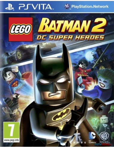 2041-PS Vita - Lego Batman 2: Dc Superheroes-5051893116731