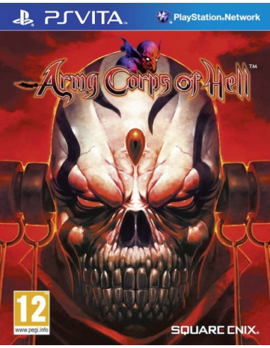 1027-PS Vita - Army Corps Of Hell-5021290050280