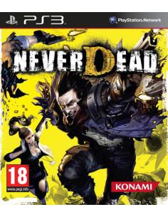 PS3 - Neverdead