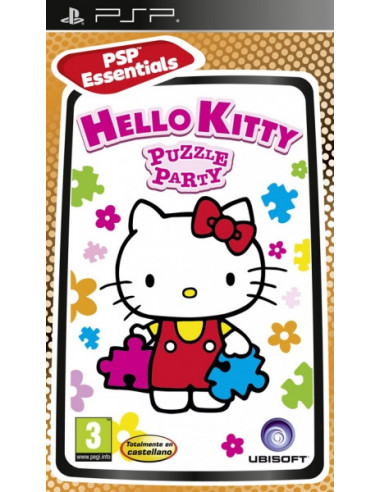 1624-PSP - Hello Kitty Puzzle Party-3307217931606