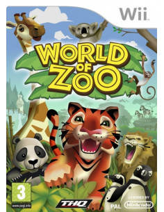 Wii - World of Zoo - Import...