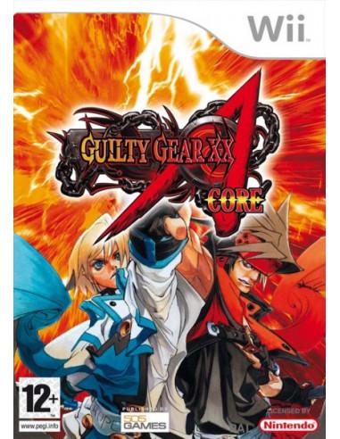 746-Wii - Guilty Gear Core - Import UK - -8023171012896
